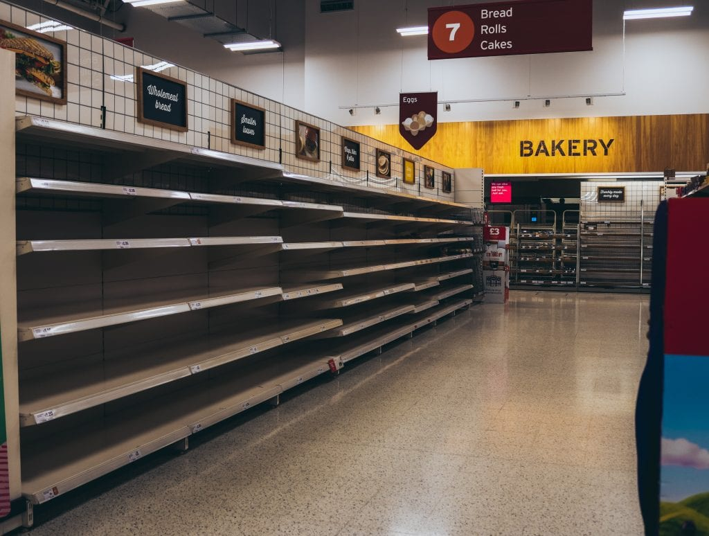Food insecurity may be robbing you of positivity